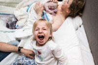 Emotionen – stilvolle und sehr berührende Geburtsfotografie